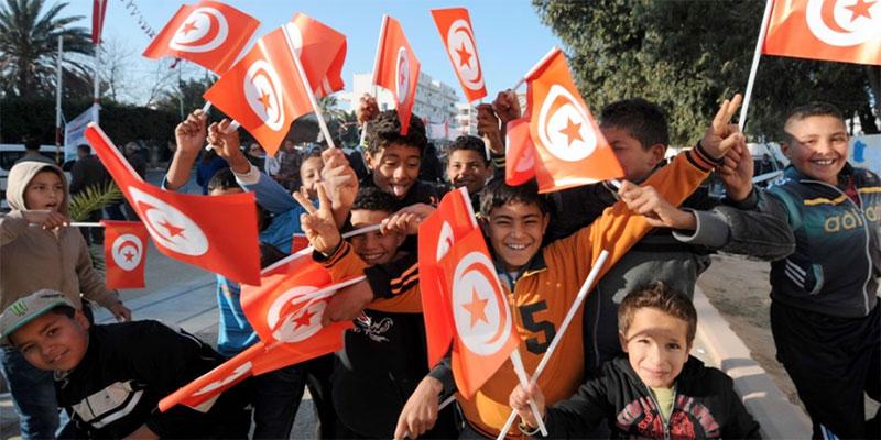 Classement des pires pays pour la procréation et l'éducation des enfants, la Tunisie 9ème