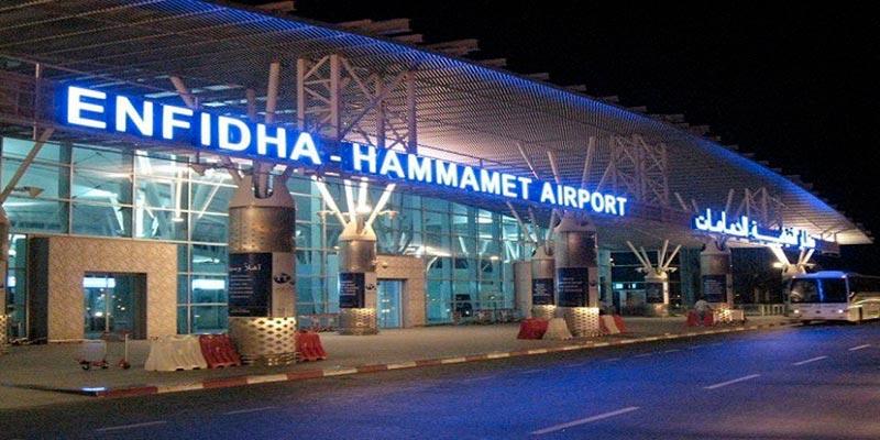 L'aéroport d'Enfidha n'a été exploité qu'à 10% de sa capacité