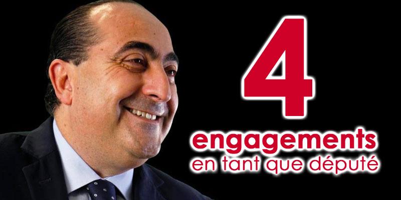 Hichem Ben Ahmed : Mes 4 engagements en tant que député