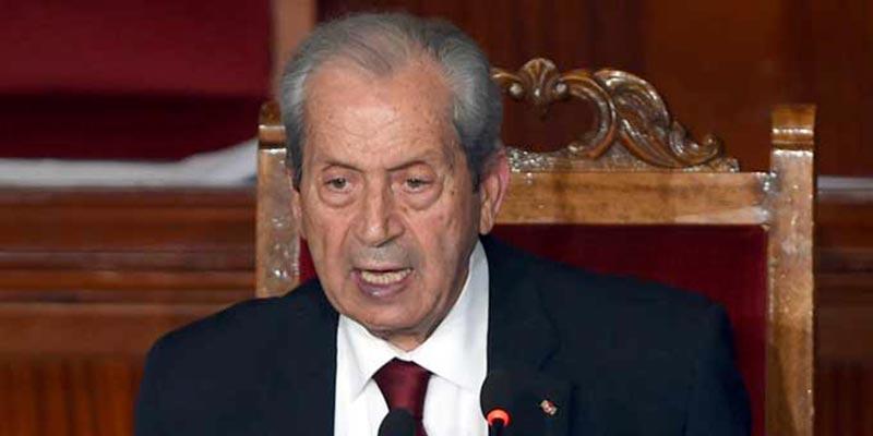 بعد ظهر اليوم، تنصيب محمد الناصر رئيسا للجمهورية
