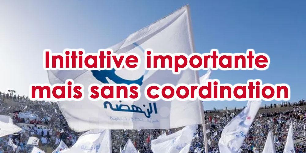 Ennhdha en mal de coordination et de consensus