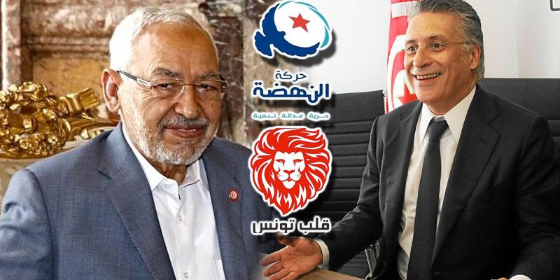 Harouni : Tarhie par les ''révolutionnaires'', Ennahdha s'est alliée avec 9alb Tounes