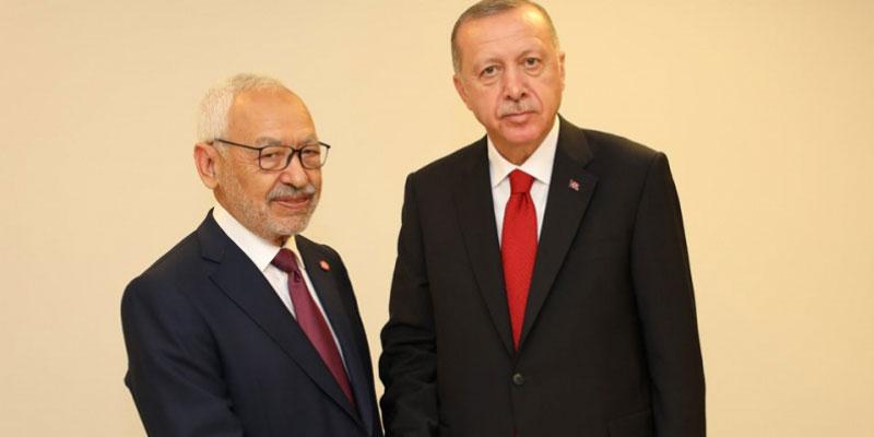 حركة النهضة، ماهو موقفها من زيارة أردوغان؟