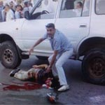 عاجل : قوات الأمن تلاحق سيارة على متنها مشتبه بهم أمام معهد بالنصر