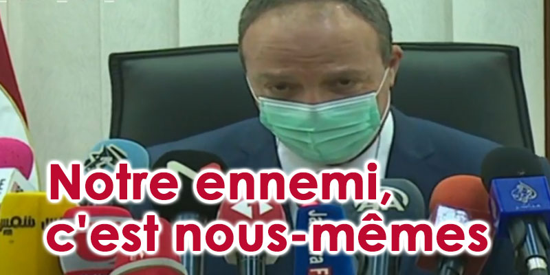 ''Notre ennemi n'est pas le coronavirus, mais nous-mêmes''