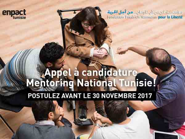 Programme de Mentoring National Tunisie