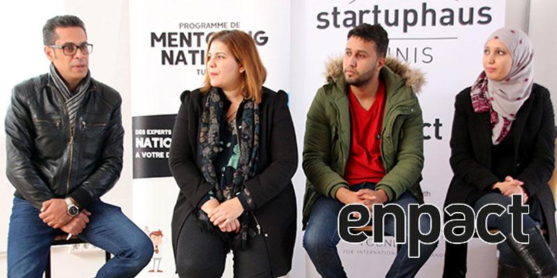 En vidéo : Tous les détails sur la deuxième édition du programme Mentoring national Tunisie