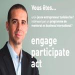 Appel à candidature pour le programme de Mentoring en Allemagne pour jeunes entrepreneurs tunisiens
