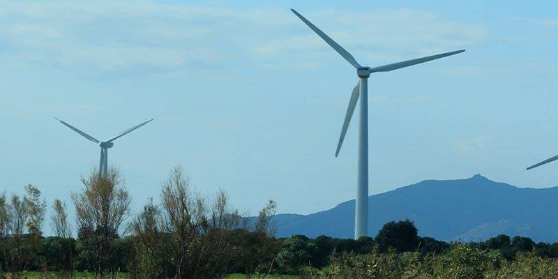 La centrale d'éoliennes de Hawaria bloquée par des protestataires