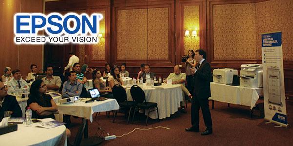 Lancement des imprimantes Epson WorkForce Pro RIPS en Tunisie