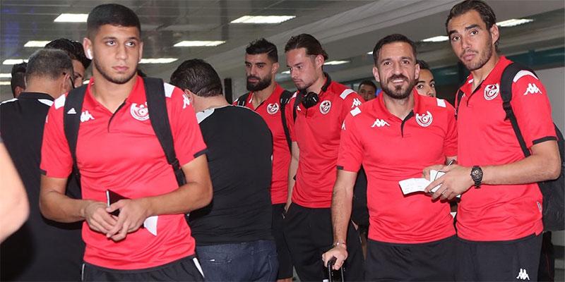استعدادا للقاء كوت ديفوار: المنتخب التونسي يتوجه الى فرنسا