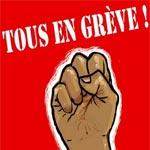 Grève générale des agents et employés relatifs au ministère de l'équipement