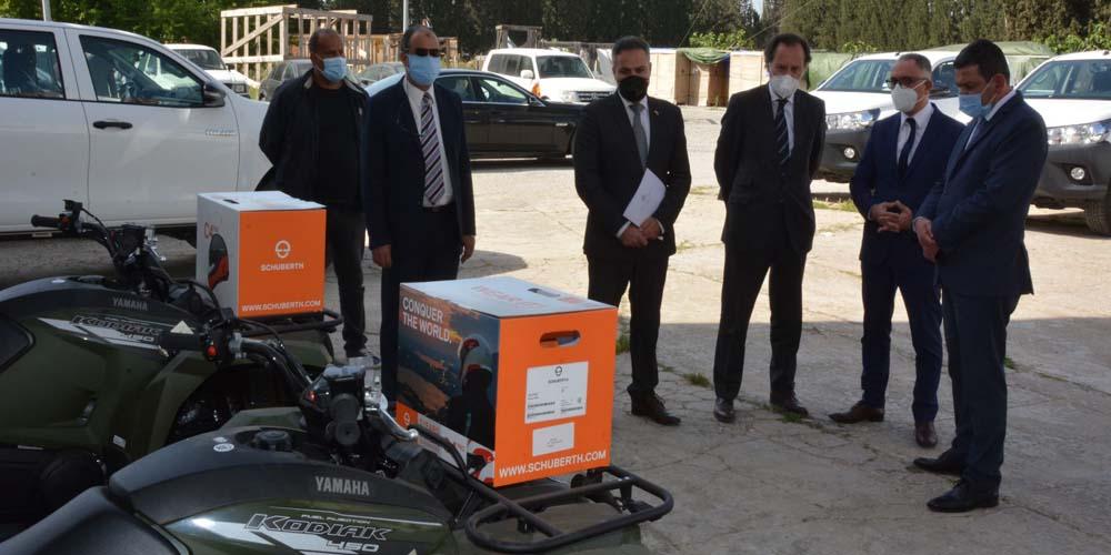 La Tunisie reçoit des équipements de l'Espagne pour lutter contre la migration irrégulière