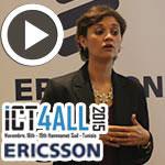 En vidéo : Ericsson présente L'Internet des objets (IoT) à l'ICT4All 2015