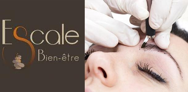 Salon Escale bien-être : Microblading des sourcils gratuit pour les femmes sous chimiothérapie…