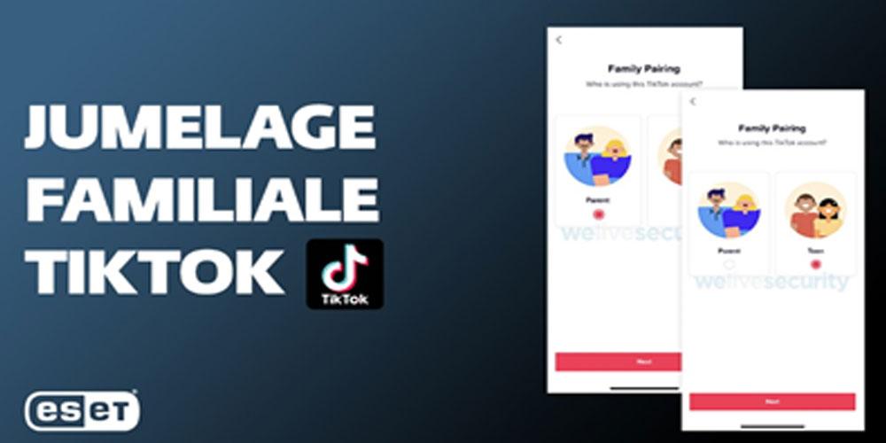 Jumelage familial de TikTok : Supervisez le contenu de vos enfants et plus encore