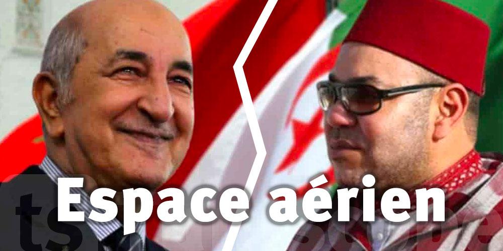 L'Algérie ferme son espace aérien au Maroc