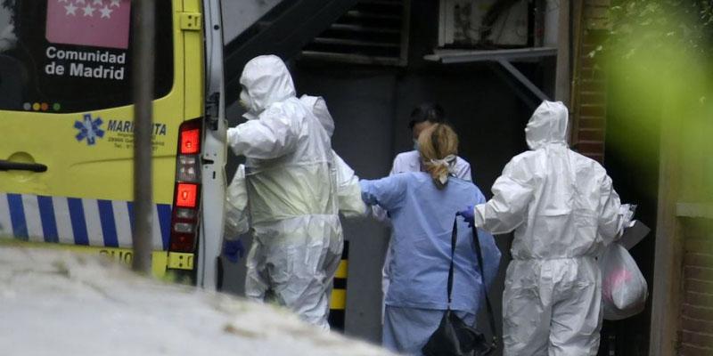 Espagne: bilan de morts quotidien le plus bas depuis quatre semaines