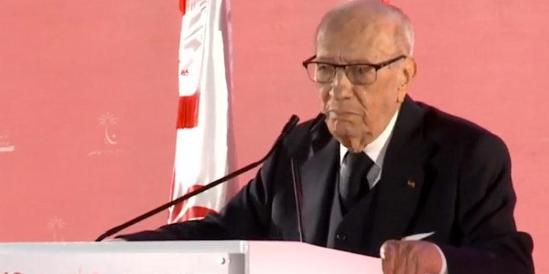Essebsi ne veut pas se présenter aux prochaines élections