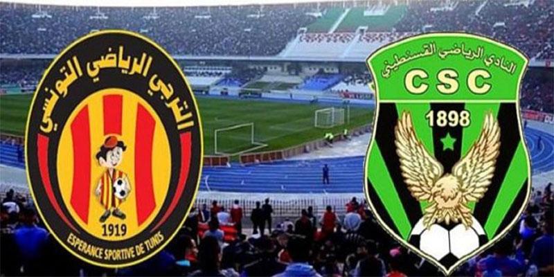 الترجي الرياضي يجدد الفوز على شباب قسنطينة الجزائري ويضرب موعدا مع مازمبي في الدور نصف النهائي