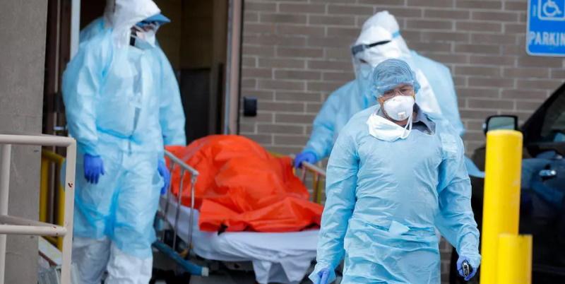 Etats-Unis :1 millions de cas avérés de Covid-19 et 58.365 morts