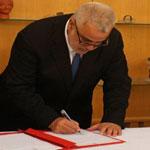 توقيع 8 اتفاقيات بين تونس و المغرب