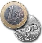 La BCT note l'amélioration du Dinar par rapport à l'Euro