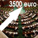 Encore une hausse des salaires des députés ?