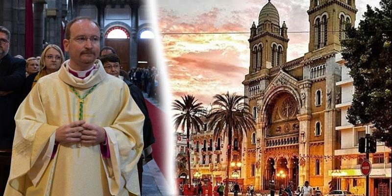 La cathédrale de Tunis abrite l'ordination d'un évêque catholique, une première depuis 60 ans