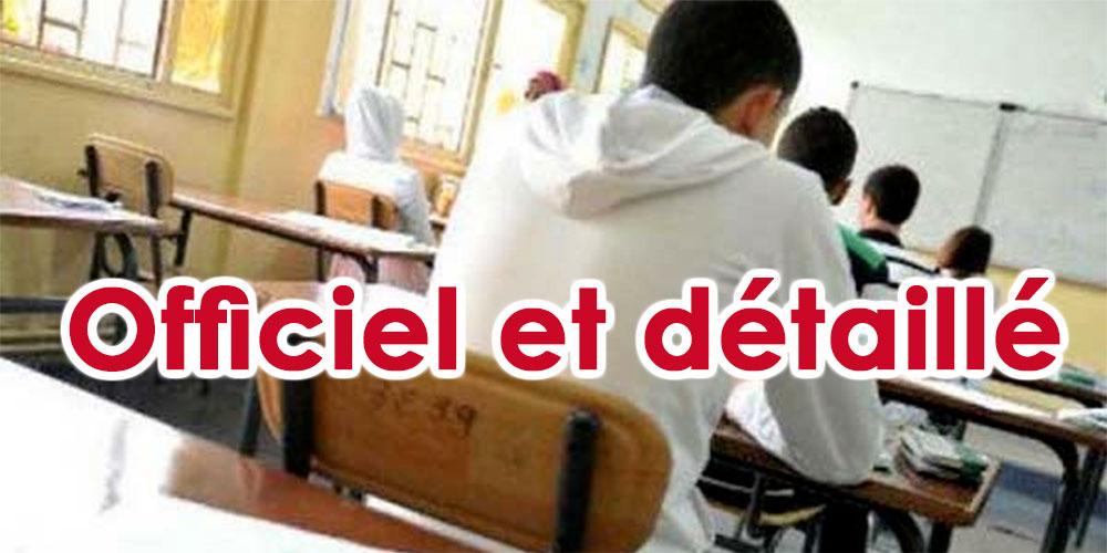 Calendrier des examens nationaux en 2020