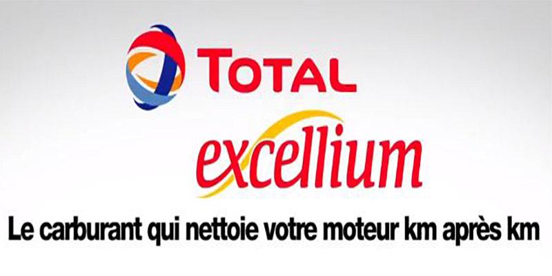 Total lance la commercialisation de TOTAL EXCELLIUM en Tunisie