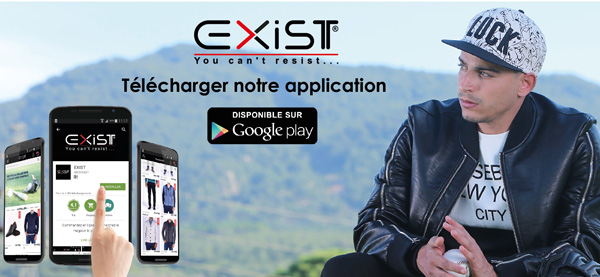 Exist Lance son Application Compatible Android