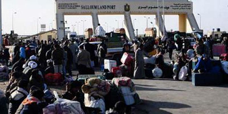 Les affrontements à Tripolis provoquent l'exode de 2200 Libyens