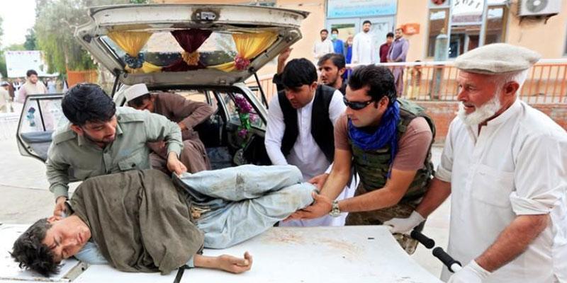 انفجار داخل مسجد في شرق أفغانستان ومقتل 29 على الأقل