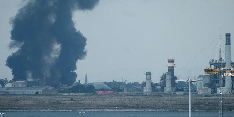 Une explosion dans une usine chimique en Italie