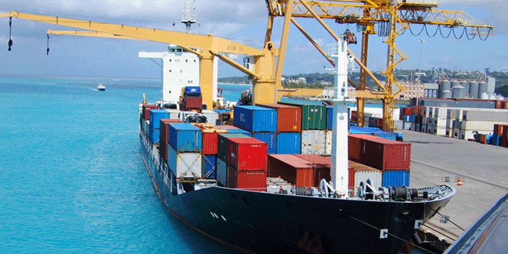 حتى موفى سبتمبر: انخفاض الصادرات بـ 15.3 %
