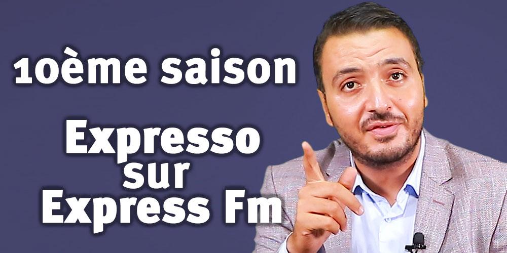 En vidéo : Wassim Ben Larbi présente les nouveautés d'Expresso