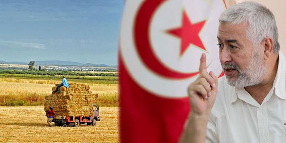 Ezzar : L'agriculture est le nerf de la guerre...économique
