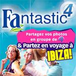 Gagnez un voyage à Ibiza pour 4 personnes avec Fa