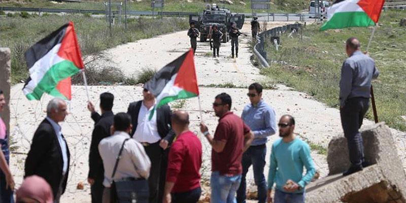 الجيش الإسرائيلي يغلق بوابات جامعة فلسطينية جنوبي الضفة