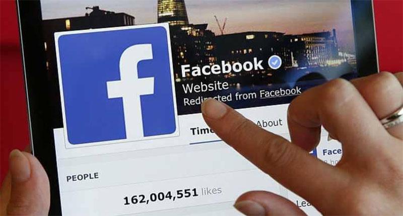 خلل مفاجئ في موقع فيسبوك  يمنع الدخول أو تغيير كلمة المرور