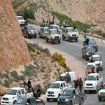 ميليشيات فجر ليبيا تستولي على أسلحة كيماوية