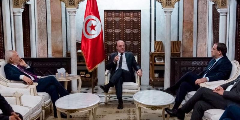 Youssef Chahed revient à la Kasbah en tant qu'invité