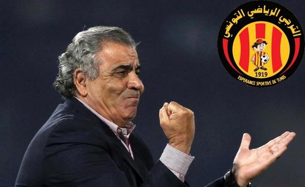 Faouzi Benzarti de retour à l'Espérance
