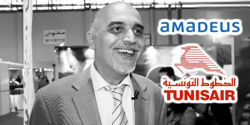Khaled Farah ancien directeur général d'Amadeus n'est plus