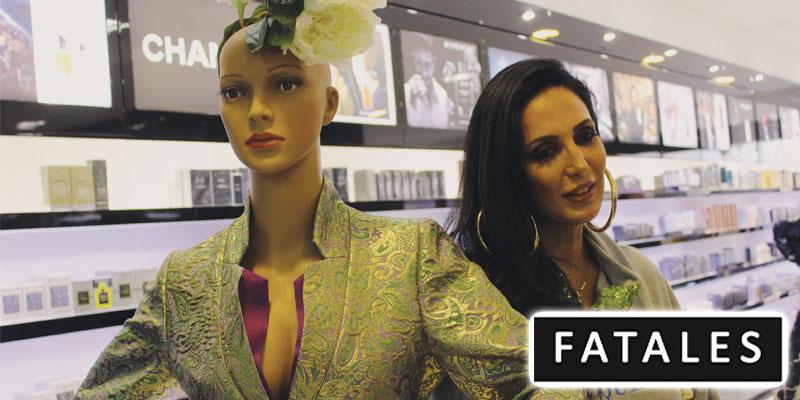 En vidéo : Hanene Eleuch présente la nouvelle collection de Gypset à Fatales Zéphyr