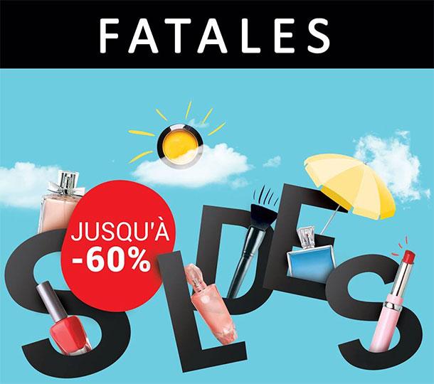 5 parfums pour femme à shopper chez Fatales avant la fin des soldes…