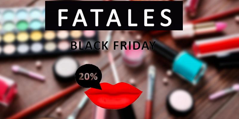 20% de remise chez Fatales à partir d'aujourd'hui