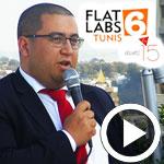 En vidéos : Lancement de FLAT6LABS Tunis en partenariat avec Le15