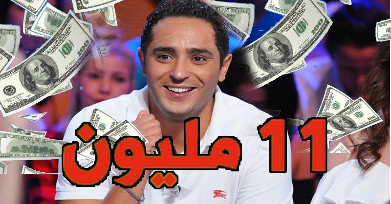 فيصل الحضيري يتخلّى عن '' 11 مليون'' ويستقيل